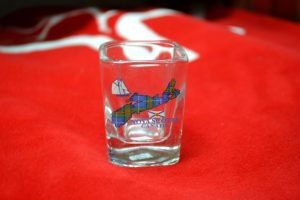 The Made In Nova Scotia Store: Shot Glasses (Map of N.S.)