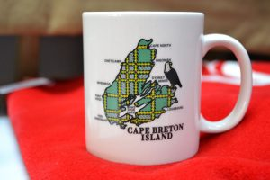The Made In Nova Scotia Store: Cape Breton Mug