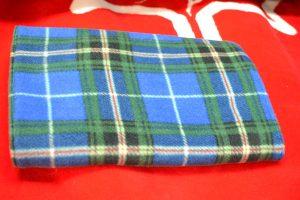 The Made In Nova Scotia Store: Scarfs (Polar Fleece N.S. Tartan)