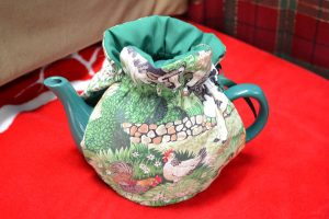 The Made In Nova Scotia Store: Tea Cozies (Farm Print)
