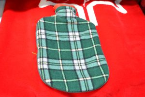 The Made In Nova Scotia Store: Hot Water Bottle Covers (Cape Breton, With Hot Water Bottle)