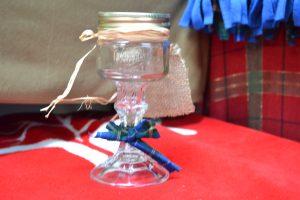The Made in Nova Scotia Store: Red Neck Wine Glass (Small)