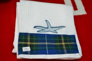 The Made In Nova Scotia Store: Tea Towels - Star Fish