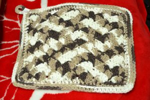 The Made In Nova Scotia Store: Dish Cloths - Brown