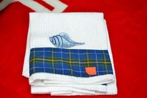 The Made In Nova Scotia Store: Tea Towels - Sea Shell