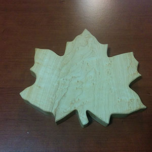 The Made in NS Store: Maple Leaf