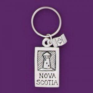 Nova Scotia Keychain