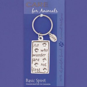 Wander Animal Keychain