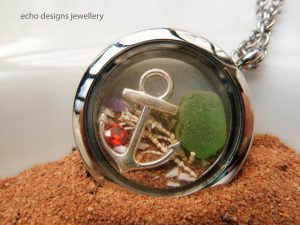 Nova Scotia Locket