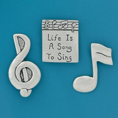 Life is a Song Magnet Set