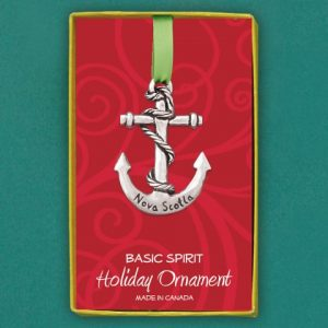 Anchor Ornament