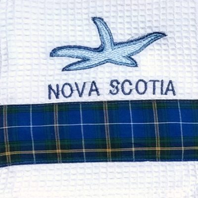 Nova Scotia Tea Towel