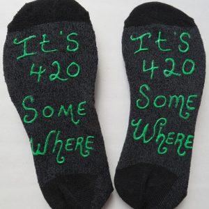 420 Socks