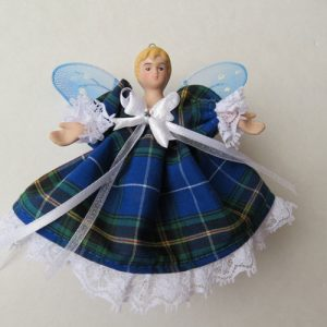 Tartan Angel - Small