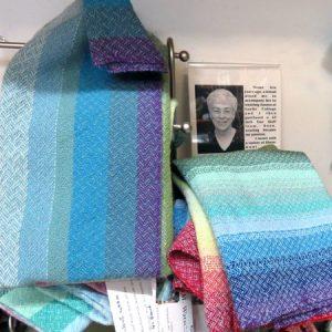 Hand-Woven Tea Towels