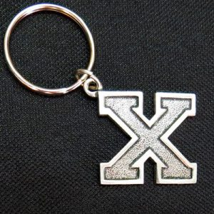 The Made in Nova Scotia Store: X Keychain