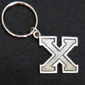 X Keychain
