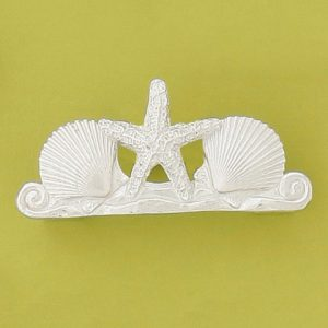 Shells Business Card/Photo Holder
