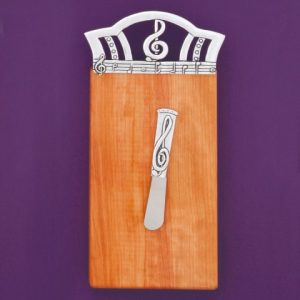 Treble Clef Mini Board