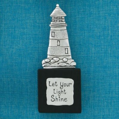 Plaque Lighthouse