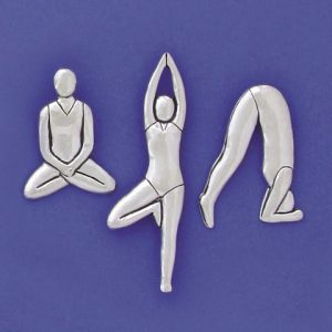 Yoga Magnet Set