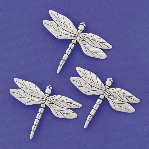Dragonflies Magnet Set