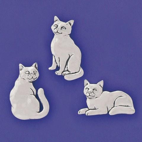 Cats Magnet Set
