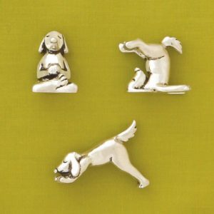 Yoga Dogs Miniatures