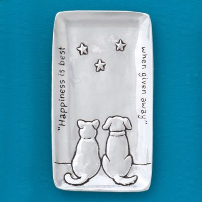 Cat & Dog Tiny Tray