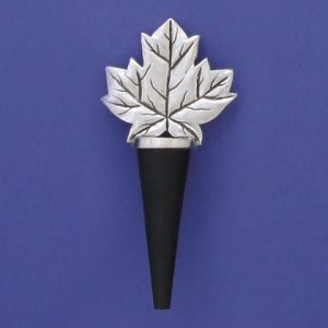 Maple Leaf Bottle Stopper