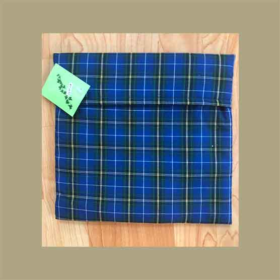 Nova Scotia Tartan Microwave Potato Bag