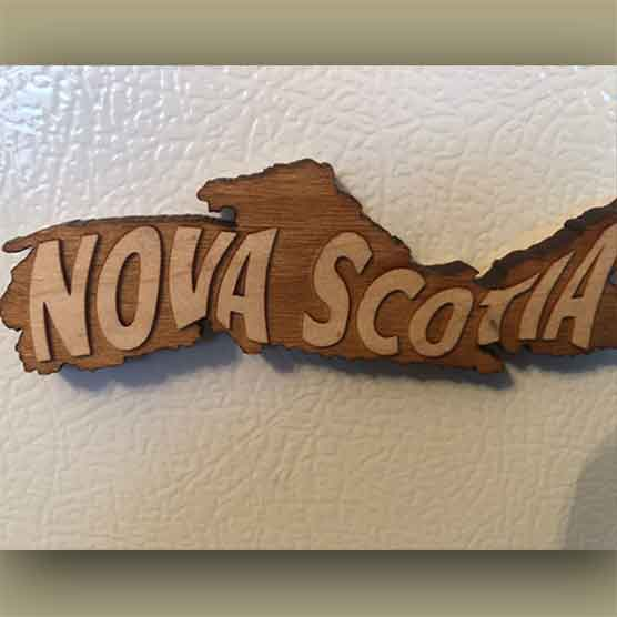 Nova Scotia Magnets
