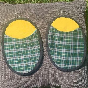 Cape Breton Tartan Pot Holders